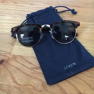 J. Crew women's sunglasses NWT